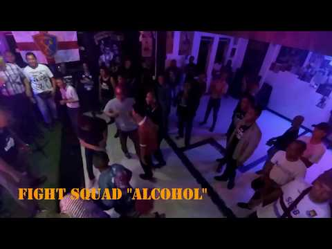 FIGHT SQUAD - ALCOHOL (LIVE AT SAMBER GLEDEK #2, JANUARI 2019)