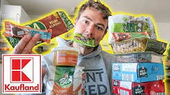 Mein veganer Einkauf bei Kaufland