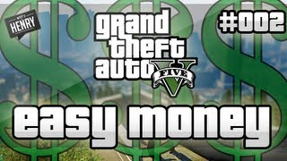 "GTA V: How to Get Easy Money #2 ""Vice Assassination"""