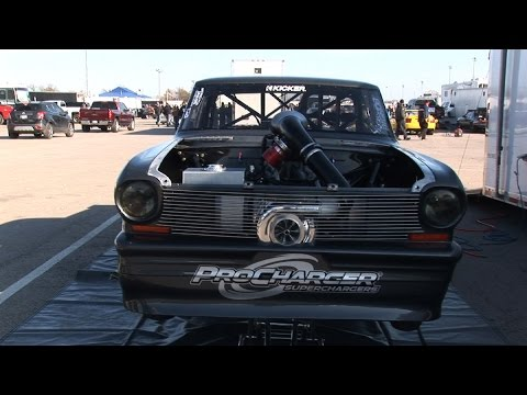 DADDY DAVE's NEW PROCHARGER !! – Redemption 6.0 No Prep