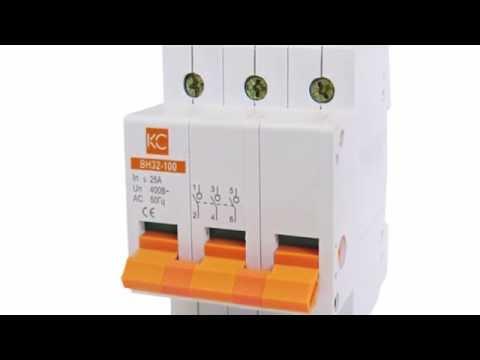 Выключатели нагрузки ВН32 100