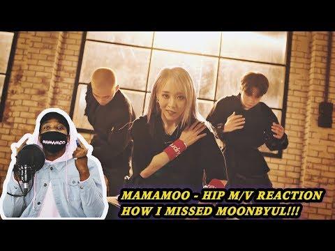 MOONBYUL IS THE BEST!! MAMAMOO - HIP M/V Reaction | Jamal_Haki