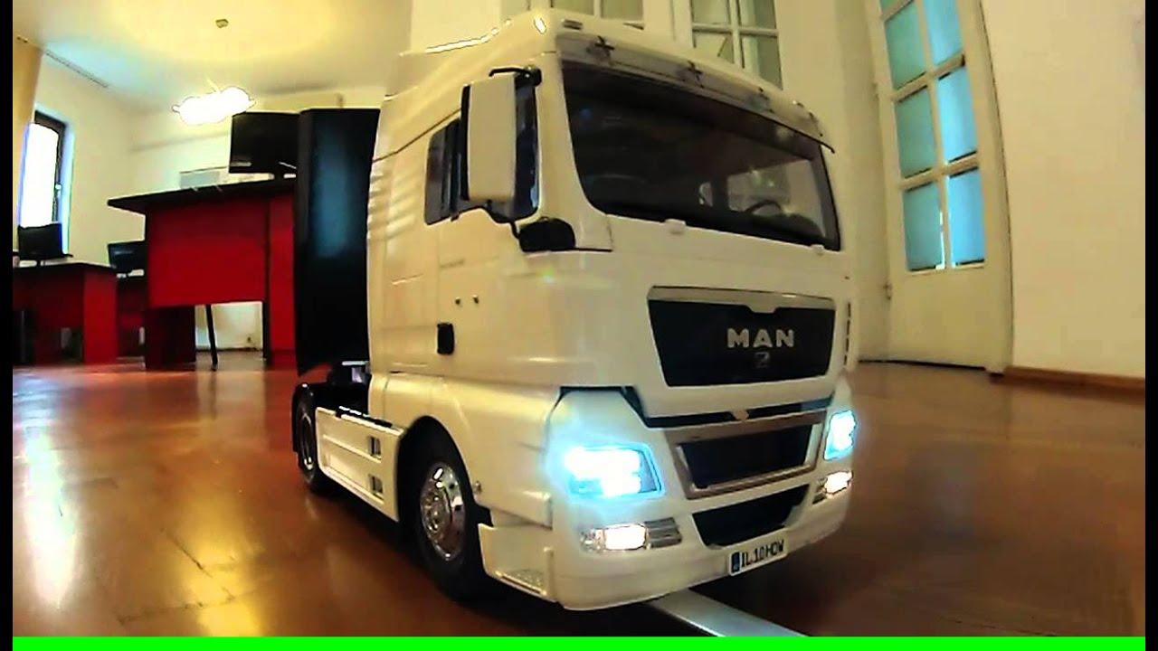 Camion Telecomanda Man Tgx 18 540 Youtube