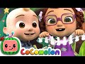 Winter Show & Tell at School + More CoComelon Nursery Rhymes & Kids Songs