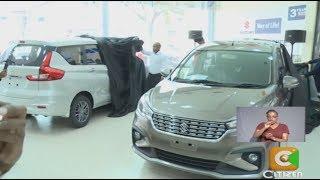 Toyota launches 7-seater Suzuki Ertiga in Kenya