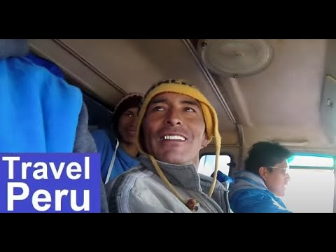 Hitchhike across the Americas #66 Learning Quechua in Peru