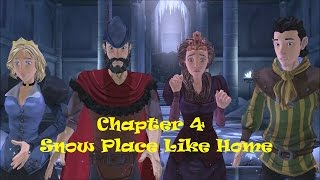 King's Quest - Chapter 4 - Snow Place Like Home - Graham Family Reunited