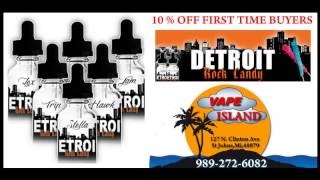 Discounted Detroit Rock Candy -Trip Vape Juice For Sale.