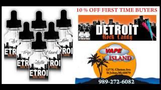Discounted Detroit Rock Candy -Trip Vape Juice For Sale.