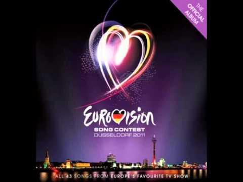 (Eurovision 2011 CD) 1. Aurela Gace - Feel The Passion (Albania)