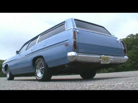 1972 Ford Custom 500 Ranch Wagon For Sale Youtube