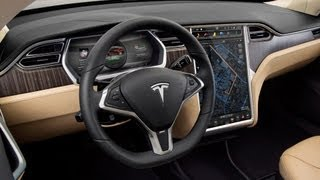 Tesla Model S - Official Walkthrough HD(Will your next car be an electric one? Join the community on Facebook: http://fb.com/MyNextOne -- A detailed walkthrough through the Tesla Model S. Jump to ..., 2013-05-03T09:57:04.000Z)