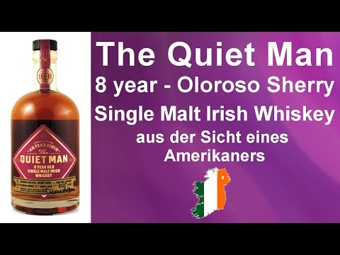quiet man single malt upc
