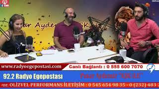 Pınar Aydemir ''Aşk İle'' Canlı Yayın Konukları Selim Gülay  KOLİVA