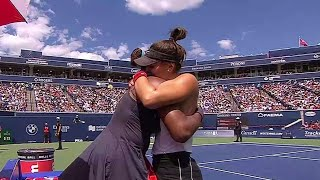 Bianca Andreescu wins Rogers Cup