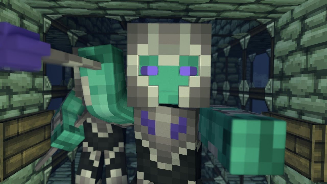 U0026quot The Danu Talisman U0026quot  - Underwater Minecraft Animation