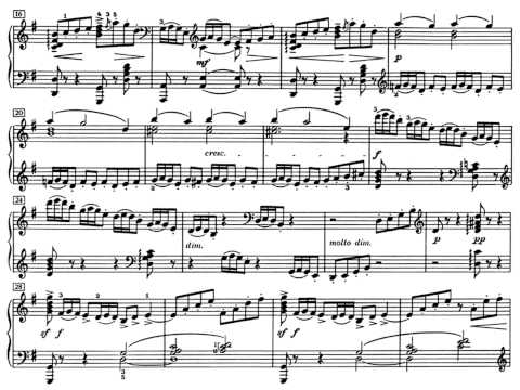 [Kocsis Zoltán] Debussy: Deux Arabesques for Piano