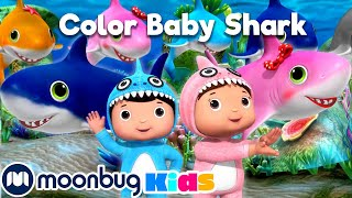 Baby Shark | Little Baby Bum | Songs and Nursery Rhymes | Magic Stories and Fairy Tales for Kids