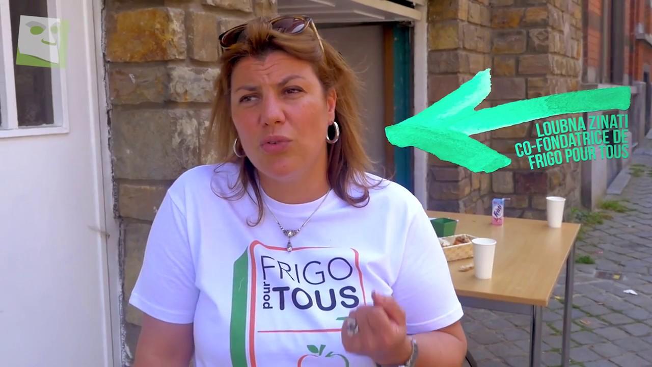 Un Frigo pour Tous ! - Action solidaire en Belgique