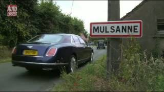 Bentley Mulsanne Le Mans Limited Edition 2014 Videos