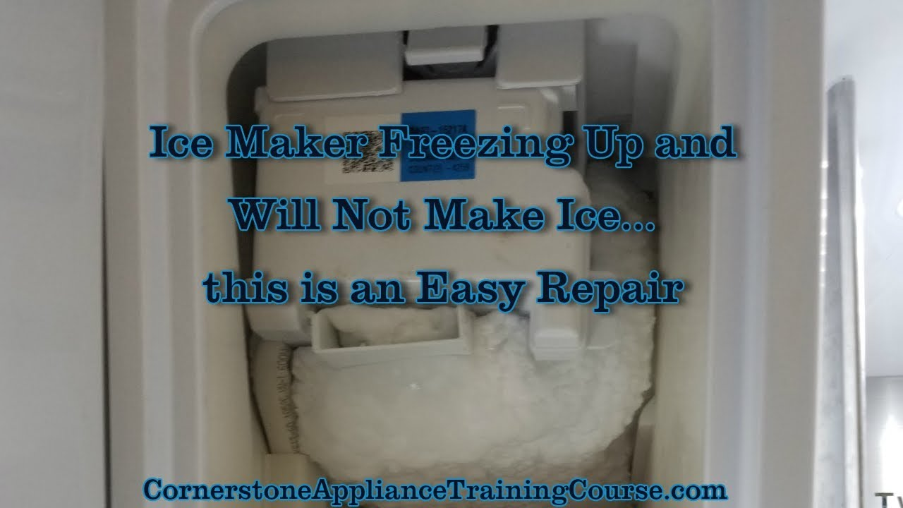 Defrosting Your Icemaker Located Inside Refrigerator By