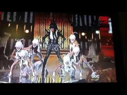 Sebastian Bach's Killer Lady Gaga Impersonation