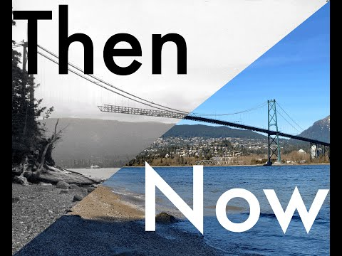 Then/Now Vancouver