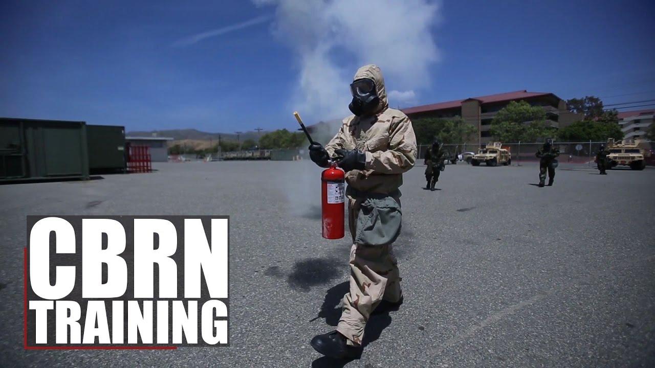 Gas, Gas, Gas!   CBRN Training - YouTube