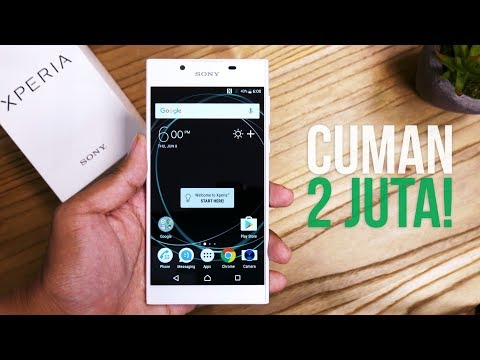 UNBOXING Sony Xperia L1 Indonesia!