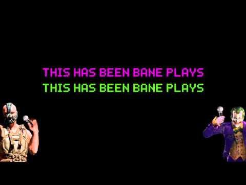"""BANE PLAYS"" Karaoke"
