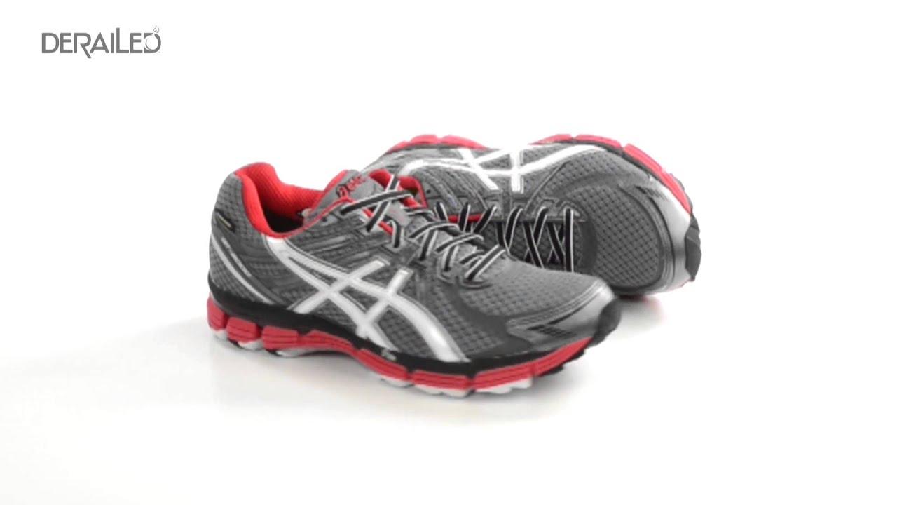 asics mens running trainers waterproof