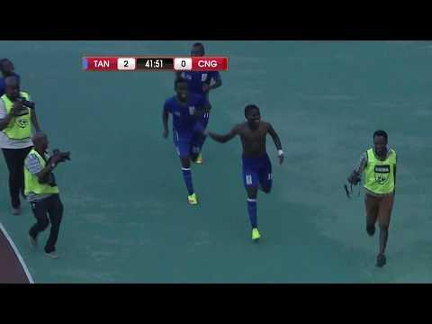 Yohana Oscar Mkomola 2nd Goal Vs Congo