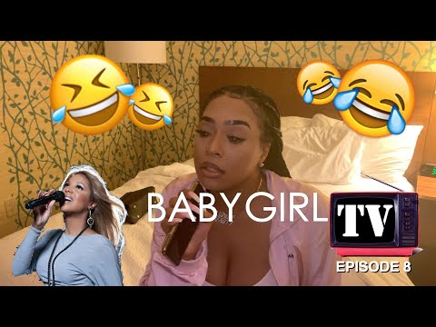 BABY GIRL TV : EPISODE 8 (Pretty Vee Leave Me Alone)