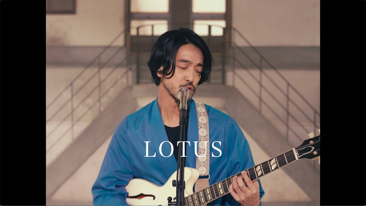 大橋トリオ / LOTUS (Music Video)