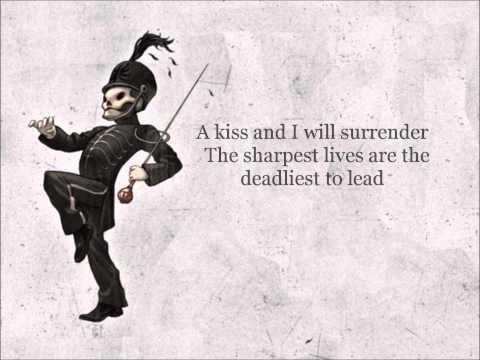 The Sharpest Lives - My Chemical Romance - (Lyrics)