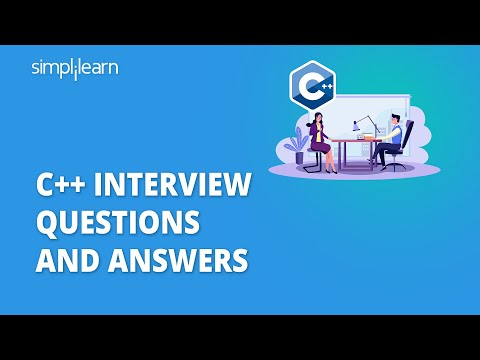 The Top 40 Best C++ Interview Questions and Answers