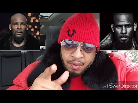 SHOULD R KELLY MUSIC BE PULLED? HERE'S WHAT I THINK!