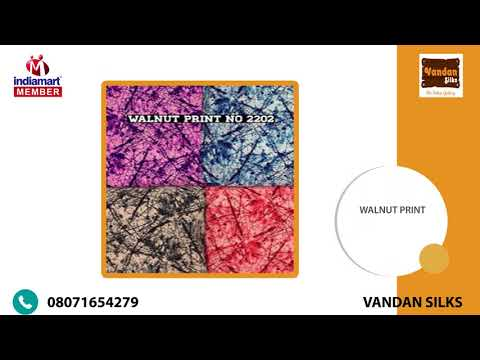 Manufacturer of Printed Rayon Fabric
