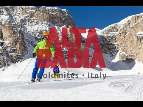 Alta Badia   the best of Winter in the Dolomite Alps