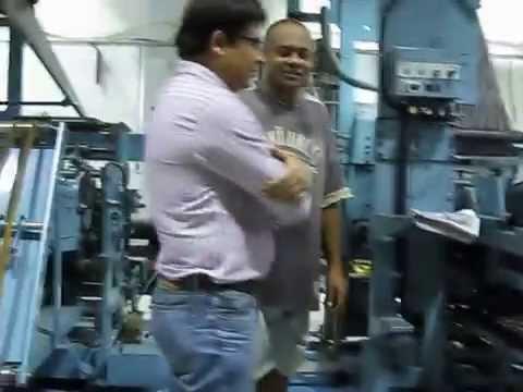 Fiji Sun Printing Press - A