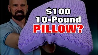 Purple Pillow Review: A 10-Pound $100 Pillow? thumbnail