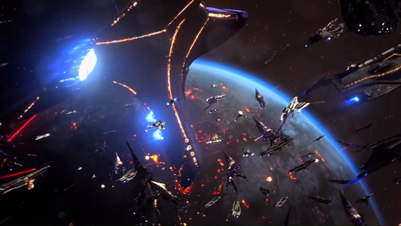Reaper Mass Effect Wallpaper