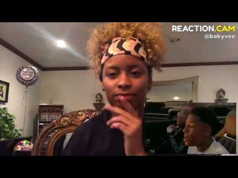 """Youngboy Never broke again """"we poppin"""" Featn (official music video ) REACTION"""