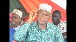 Changamwe MP Omar Mwinyi castigates pro Ruto MP's for falling for small favours from the DP