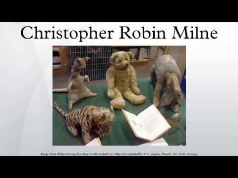 Christopher Robin Milne