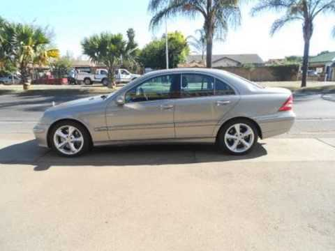 2004 mercedes benz c class 220 cdi at auto for sale on auto trader south africa youtube. Black Bedroom Furniture Sets. Home Design Ideas
