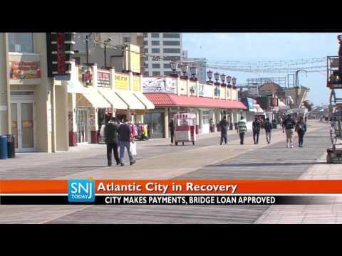 Atlantic City Still Working on Resort's Finances