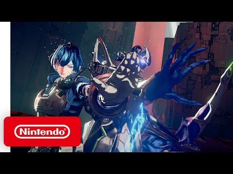 Astral Chain - создатели объяснили основы игры