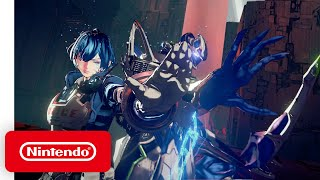 ASTRAL CHAIN - Overview Trailer - Nintendo Switch