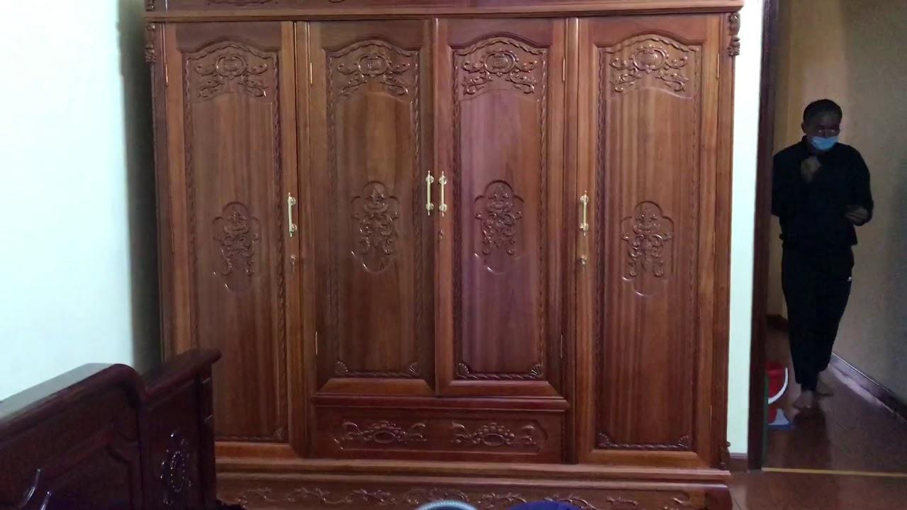 Lô tủ áo siêu đẹp cho GĐ khách hàng tại Tp Hà Nội. Quý khách hàng quan tâm xin lh. 0395548538